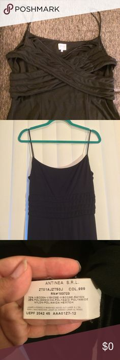 Additional Photos for Black Armani Dress Tag close ups and more detail! Dresses Strapless