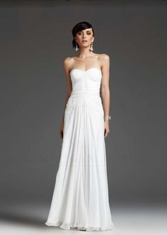 Mignon Dress - VM883  Fall/Holiday Collection. Timeless and classic second look for #brides