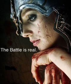 THE BATTLE IS REAL! Lesson One: Spiritual Warfare KJV Eph Wherefore take unto you the whole armour of God, that ye may be able to withstand in the evil day, and having done all, to stand Story Inspiration, Character Inspiration, Armor Of God, Spiritual Warfare, Spiritual Warrior, Spiritual Awakening, Warrior Princess, Oeuvre D'art, Spirituality