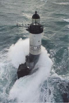 Lighthouse by whinendine, via Flickr
