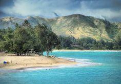 Oahu (Kailua)  By Tom Anderson (https://plus.google.com/112063946124358686266/posts)