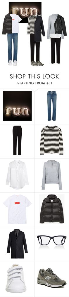 """""""Boy Clothes"""" by frederikkematilder ❤ liked on Polyvore featuring Seletti, Opening Ceremony, Samsøe & Samsøe, Proenza Schouler, Equipment, Wood Wood, MANGO, A.P.C., Tom Ford and adidas"""
