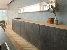 photo01 Interior Exterior, Kitchen Interior, Room Interior, Interior Architecture, Japanese Interior Design, Japanese Home Decor, Home Design, Küchen Design, Minimal Kitchen Design