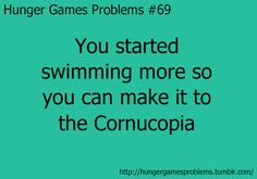 That's exactly why I started swimming more.
