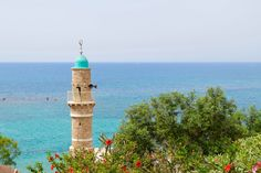 Jaffa: the Arab port city of southern Tel Aviv