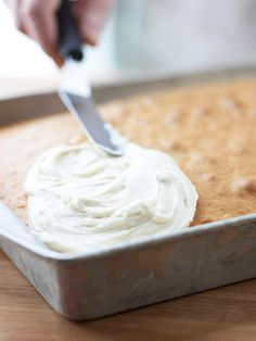How to make Frosting.  We take the guesswork out of homemade butter frosting for cakes and cupcakes.