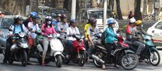 Saigon – jamming with the traffic (2) | calmspace coaching