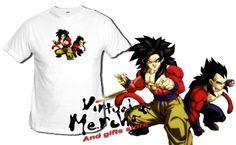 CAMISETA-DRAGON-BALL-tshirt-t-shirt-xxl-nino-disney-pelicula-goku-y-vejeta-ss-4