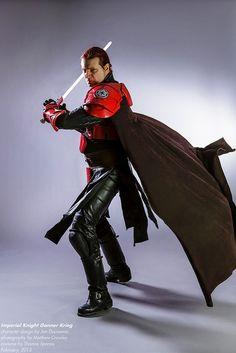Imperial Knight Ganner Krieg #cosplay