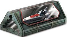 FabGearUSA - Battlestar Galactica Viper MK II Prefinished, $59.95 (http://www.fabgearusa.com/battlestar-galactica-viper-mk-ii-prefinished/)