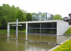 Image 1 of 13 from gallery of AD Classics: Church on the Water / Tadao Ando. Photograph by Tadao Ando