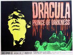 Hammer Horror Film Posters, 1955-1976 | Retronaut