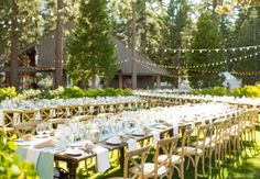 Photo: Mike Larson Private Estate & Vineyard Wedding Photographer // Event Design: One Fine Day Events // Featured: The Knot Blog