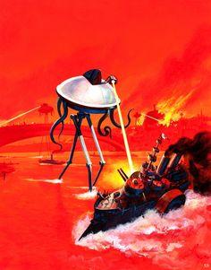 War of the Worlds · H.G. Wells · Jack Gaughan
