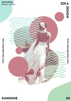 Sunshine Poster Design 05 Zeka Design Poster designed by Zeka Design in the collection Sunshine, minimal design and bright colors inspired on the retro summer lifestyle and aesthetic. Flower Graphic Design, Graphic Design Trends, Web Design, Graphic Design Posters, Graphic Design Illustration, Graphic Design Inspiration, Text Poster, Poster Art, Poster Layout