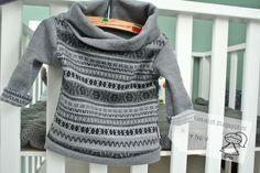 Babysweater, trui, baby http://kiekielot.blogspot.nl