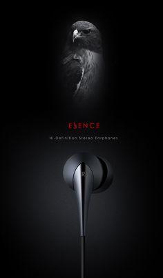 Isolation Earphones on Behance