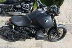 BMW R 1100 GS café racer
