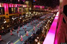 Snowflake Lane in Bellevue, WA. Our old 'Hood. Americas Quirkiest Holiday Extravaganzas We Love To Love