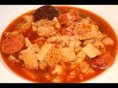 How to cook beef tripe callos a la madrileña mondongo recipe - YouTube