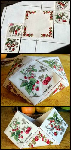 """Lovely heart things: Cross Stitch: """"Piggy creative ideas from Marie Paule"""""""