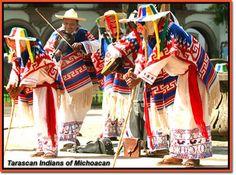 Purepecha People of Michoacan...El baile de los viejitos.
