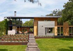 Charmante maison contemporaine en bois pour profiter du lac à proximité,  #construiretendance
