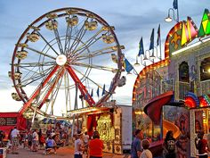 Wristbands for Fairs and Carnivals
