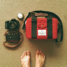 Consider the Poler Camera Cooler. A great everyday camera bag that easily transforms into a cooler for a six pack or your lunch.  #campvibes #polerstuff #poler