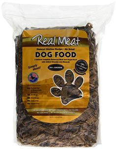 Real Meat Air Dried Chicken Pet Treat 10 lb >>> Check out this great product.