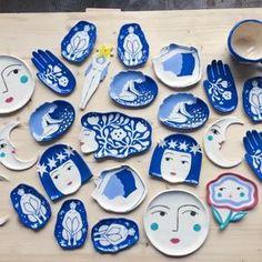 2,033 個讚,23 則留言 - Instagram 上的 Pottery for All(@potteryforall):「 This piece from @lisajunius ️ For more, check out their profile! ---- ✨New ceramics!✨All of these… 」