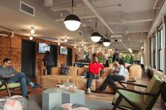 Take a Tour of WeWork - Penn Station - Officelovin