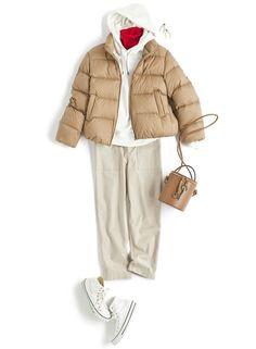 今すぐ着られる!春の「トレンドパンツ」に着替えよう|Today's Pick Up|ユニクロ Street Outfit, Japanese Fashion, Uniqlo, Winter Jackets, Fashion Outfits, Women, Style, Feminine, Men