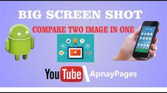 Big stitch and share screen shot or image to other social media or save ...