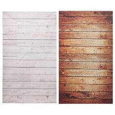 3x5ft Wood Grain Photography Background For Studio Photo Props Thin Photographic Backdrops Brown White 90 x 150cm(China (Mainland))