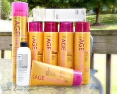 AGEbeautiful Anti-Aging Hair Care Prize Package (sponsored)