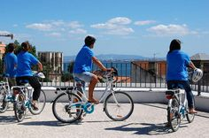 Lisbon Independent Electric Bike Tour and Rental - Lonely Planet