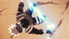 "<3 Kakashi - from 8th movie: ""Naruto the Movie: Blood Prison"""