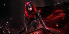 Batwoman is a DC heroine who gets compared to Batman pretty often even though she is totally separate from him. Batwoman, Dougray Scott, Grant Morrison, Crime, The Cw, Gotham City, New Movies, Movies And Tv Shows, 1995 Movies