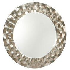 Katharine Round Mirror
