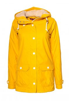 Derbe Peninsula Cozy Gelb Regenjacke #hanseheld #fashion #herbst #winter