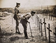 King George V and Field Marshal Sir Julian Byng visiting the site of the Battle of the Somme Battle Of The Somme, Field Marshal, The Royal Collection, King George, World War, Trail, History, Descendants, Mary