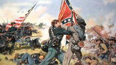 Displaying 18> Images For - Civil War Paintings Mort Kunstler...