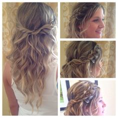 Team Bride Stylist Lara Hair Jordan Airbrush Makeup 888 519 1118 5th Avenue Event Concierge Wedding Day Extensions Before After Brides