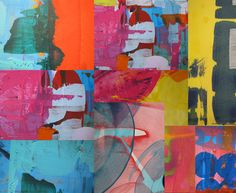 "Saatchi Art Artist Sisters Gulassa; Painting, ""RRH by Cyrille"" #art"