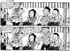 Mice Cartoon, Kompas - 15 November 2015: Era Individualisme