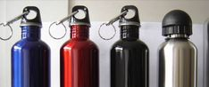One of the best plastic vs aluminum vs stainless steel bottle pro/con comparisons we've ever seen!