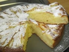 Prajitura cu mere rapida Apple Desserts, French Toast, Cheesecake, Cooking Recipes, Breakfast, Food, Cakes, Recipes, Meal