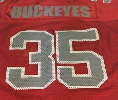 Ohio State Buckeyes Starter Youth Large Jersey #Starter #OhioStateBuckeyes