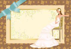 Fondos Vintage Para Invitaciones De Boda - Wallpaper Gratis 5 HD Wallpapers